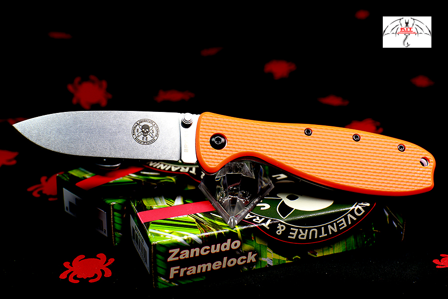 Esee Zancudo Orange Handle