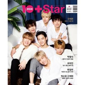 10+Star 2015.09 (GOT7/PARK HYUNG SIK(ZE:A)