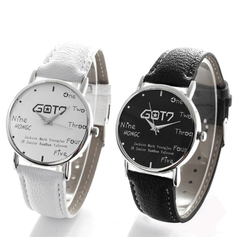นาฬิกาข้อมือกันน้ำ GOT7