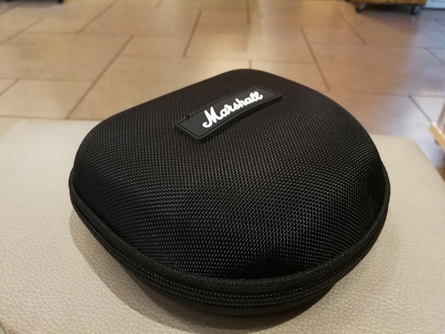 Hard Case For Marshall Major2 Headphone กระเป๋าหูฟัง เคสหูฟังมาร์แชลแบบแข็ง