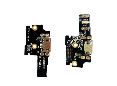 เปลี่ยนชุด USB Nubia Z9 mini (NX511J) แก้อาการชาร์จไม่เข้า ไมค์เสีย