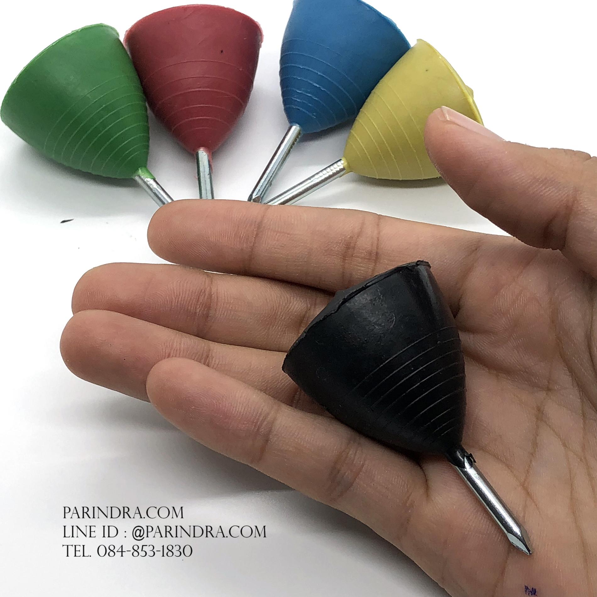 ลูกข่างพลาสติกขนาดเล็ก คละสี