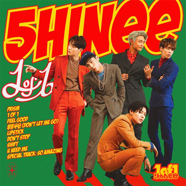 อัลบั้ม SHINEE - Album Vol.5 [1 of 1]