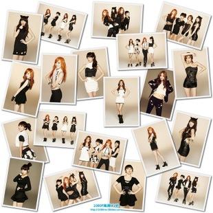 Photo Card Miss A (20 ภาพ)