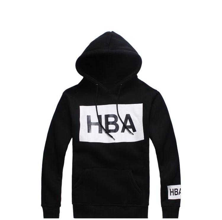เสื้อ EXO HOOD BYAIR HBA (สีดำ)
