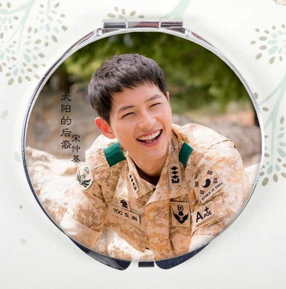 กระจก Descendants of the Sun Song Joong Ki