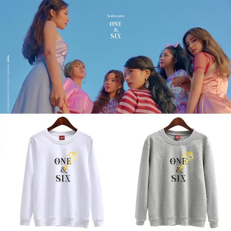 เสื้อแขนยาว (Sweater) Apink - ONE & SIX