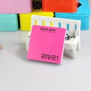 กระดาษโน๊ต 2NE1