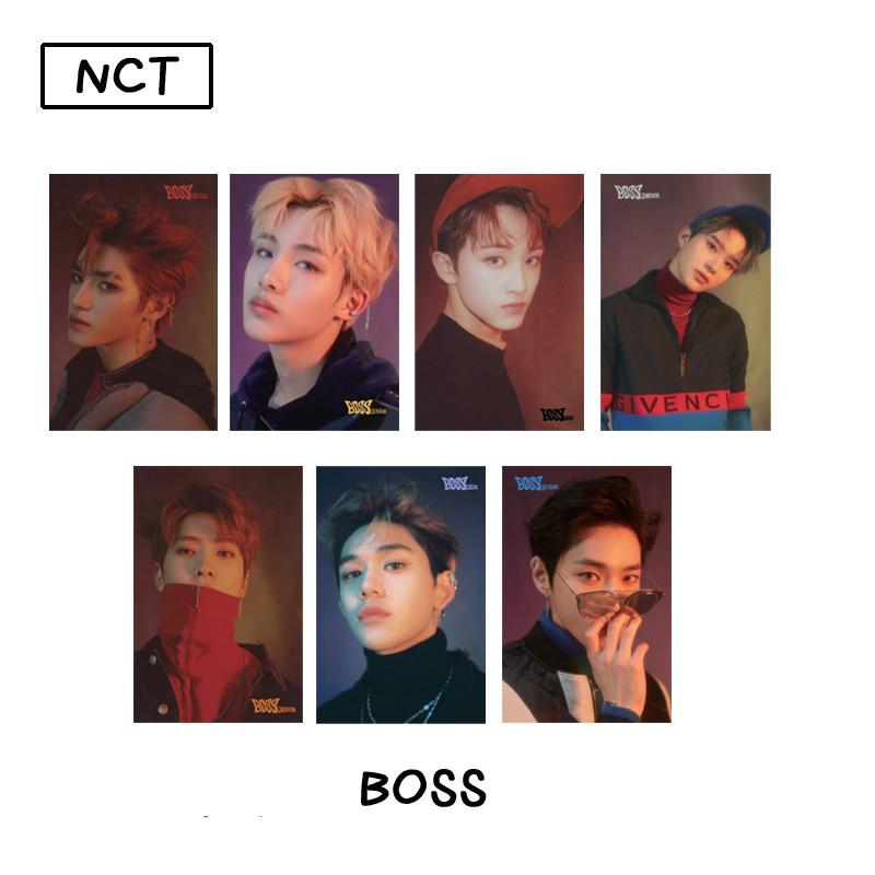 การ์ดเซต NCT U (แฟนเมด)