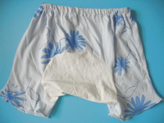 MPG003 กางเกงก้นบาน-ขาสั้นสำหรับสาวน้อย Size 1-3 ขวบ