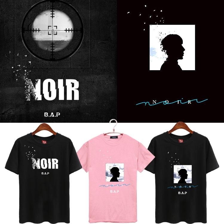 เสื้อยืด (T-Shirt) B.A.P - NOIR (ver.1)