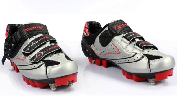รองเท้าเสือภูเขา Santic MTB Cycling Shoes S12001