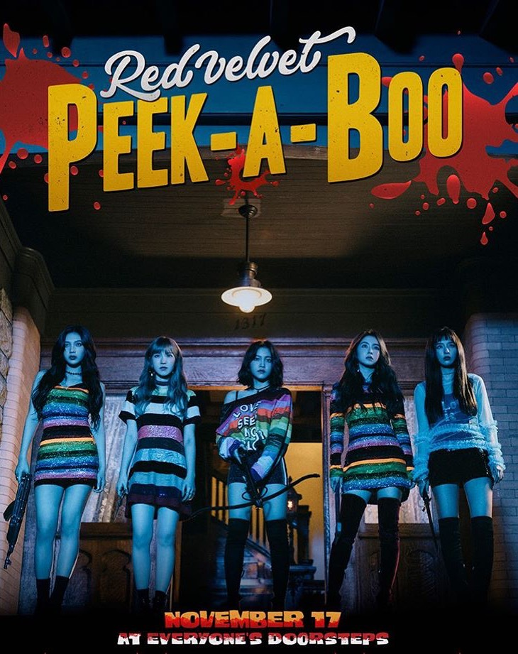 อัลบั้ม #RedVelvet - Album Vol.2 [Perfect Velvet]