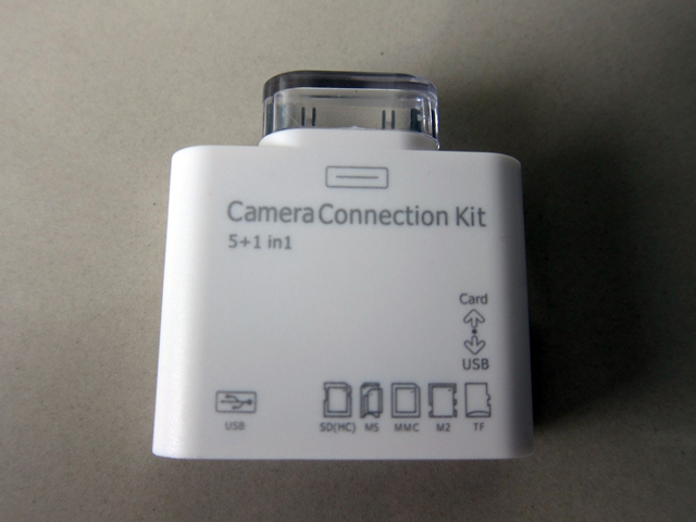 iPad Camera Connection Kit 5 IN 1