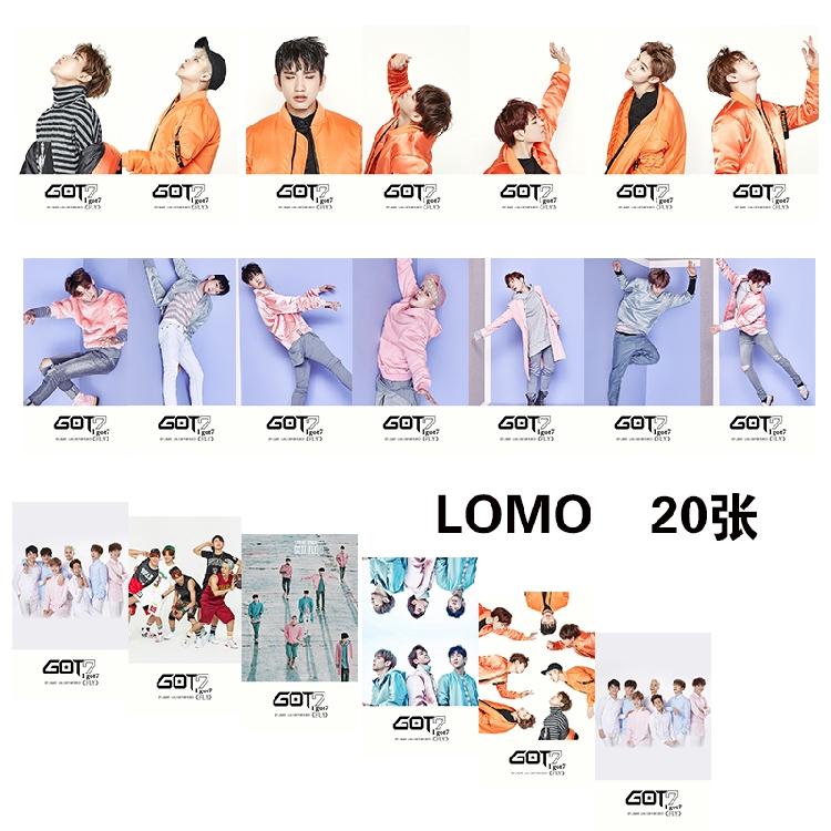 LOMO GOT7 - FLY