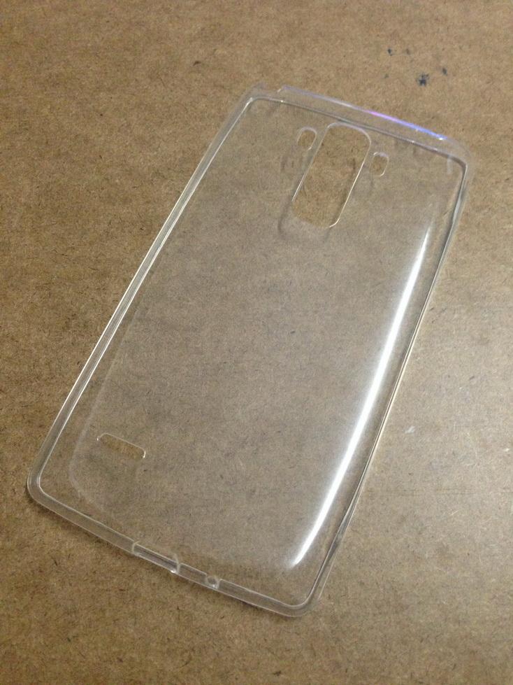 เคสนิ่มใส (หนา 0.3 mm) LG G4 Stylus