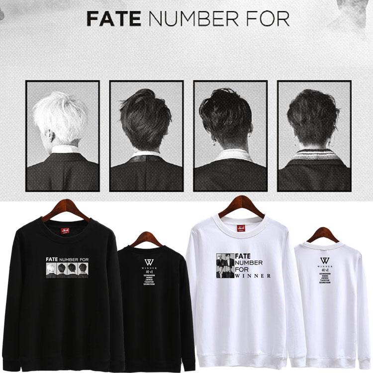 เสื้อแขนยาว (Sweater) WINNER - FATE NUMBER FOR