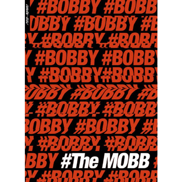 อัลบั้ม (#Mino, #Bobby) - Debut Mini Album Vol.1 [The MOBB] (Bobby Ver.)