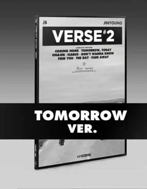 [#JYP] JJ PROJECT VERSE 2 TOMORROW Ver.