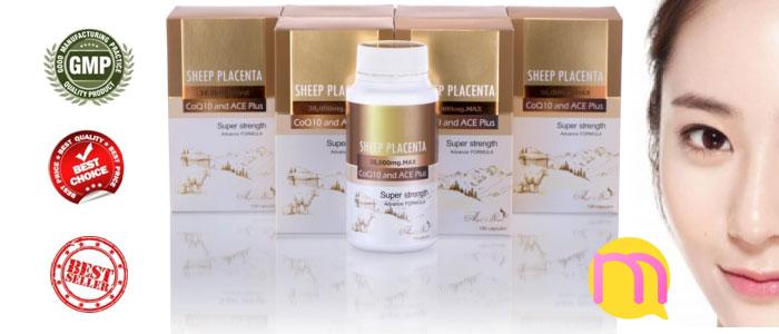 Angel's Secret Sheep Placenta 38,000 mg
