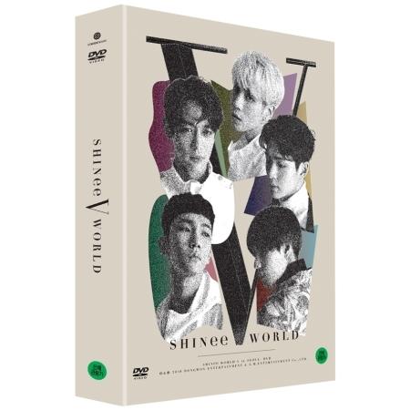 (SHINEE) - SHINEE WORLD V IN SEOUL DVD (2 DISC)