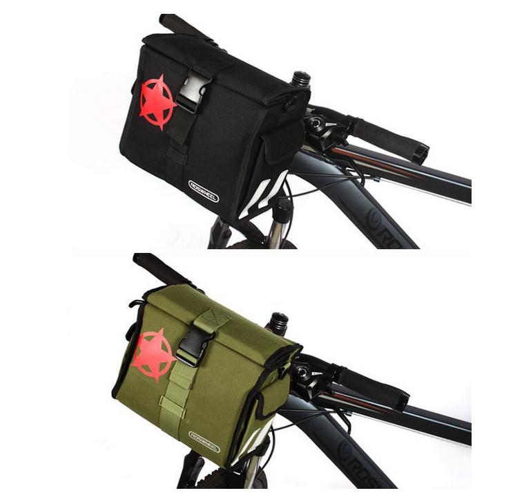 กระเป๋าพาดแฮนด์ ROSWHEEL 11687