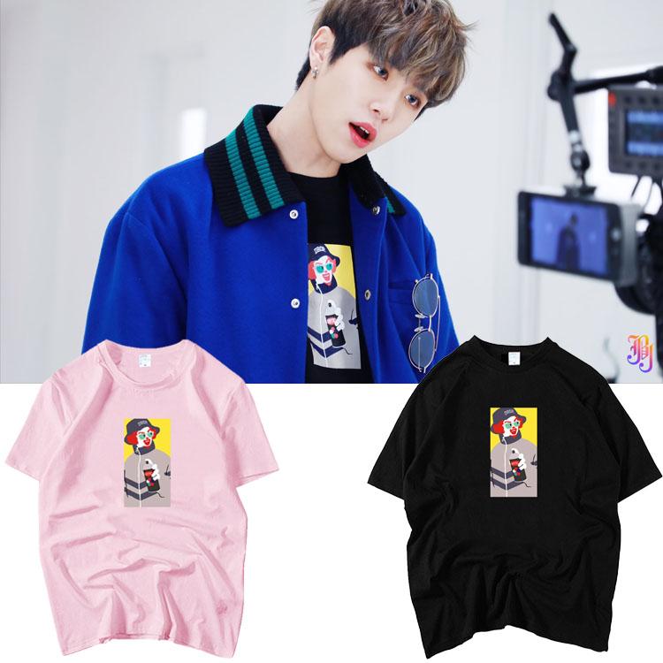 เสื้อยืด (T-Shirt) แบบ Donghan JBJ
