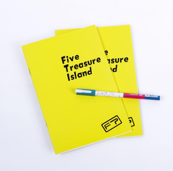 สมุด FT Island