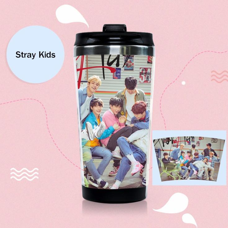 กระบอกน้ำสเตนเลส Stray Kids