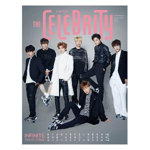 SM Magazine : The Celebrity 2015.10 (Cover : INFINITE)