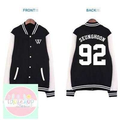 เสื้อเบสบอล WINNER YG 2014 SEUNGHOON 92