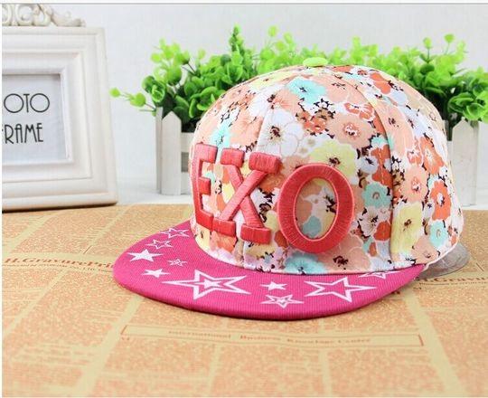 หมวกแฟชั่น EXO
