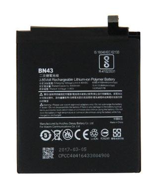 เปลี่ยนแบตเตอรี่ Xiaomi Redmi note4x (BN43) แบตเสื่อม แบตเสีย แบตบวม รับประกัน 1 เดือน