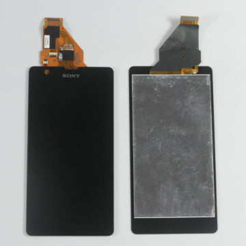 เปลี่ยนจอ Sony Xperia ZR C5502 จอแตก ทัสกรีนกดไม่ได้