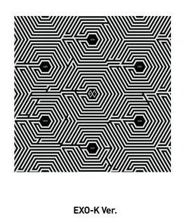 อัลบั้ม #EXO-K The 2nd Mini Album (Overdose)