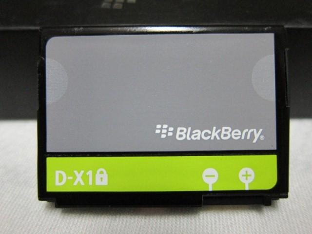 แบตเตอรี่ Blackberry 8900