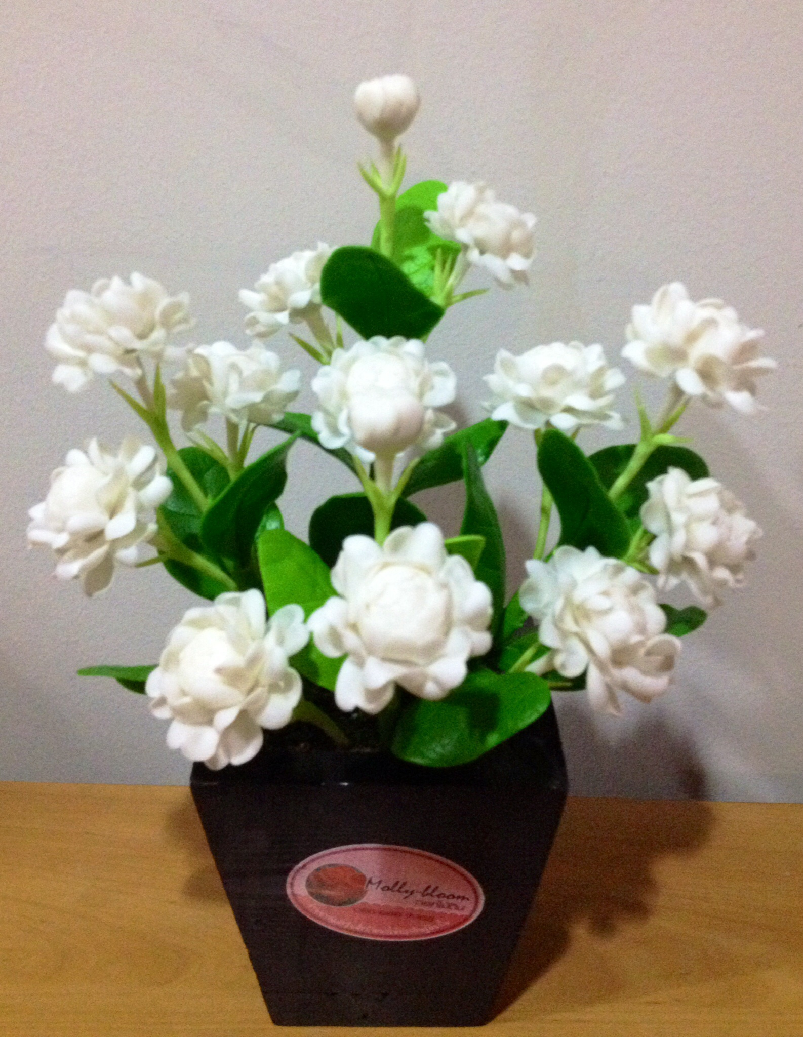 J008-ดอกมะลิ