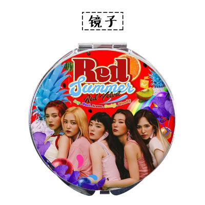 กระจก #RedVelvet The Red Summer