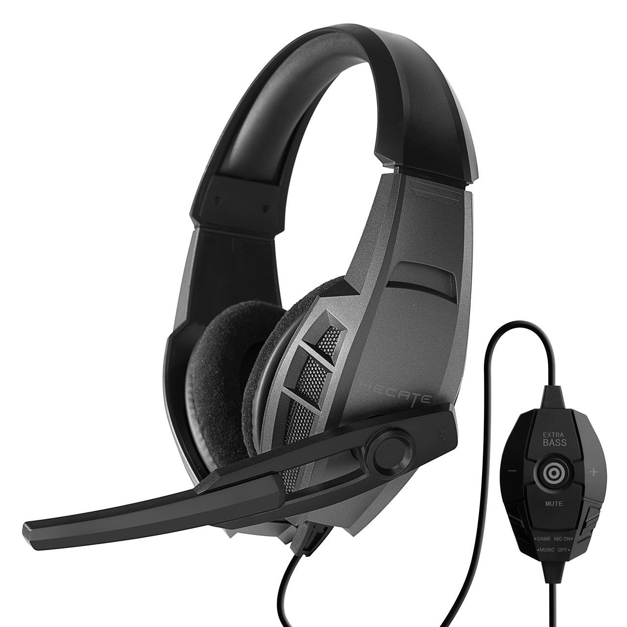 หูฟัง Edifier G3 Gammatera Gaming Gear หูฟังเกมมิ่งเกียร์เสียงเทพ มีไมค์ สำหรับ PC แบบ Usb คุณภาพเสียงระดับเทพ