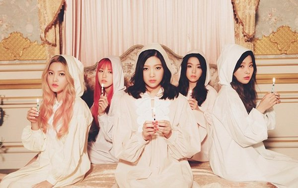 Poster + Red Velvet - Mini Album Vo.2 [The Velvet]