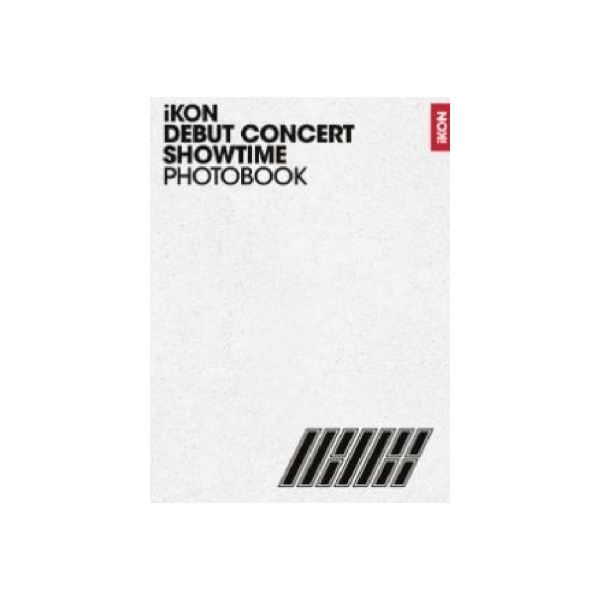 IKON DEBUT CONCERT [SHOWTIME] - PHOTOBOOK (44P) + POSTCARDS