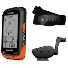 ไมล์ Bryton Rider 530 GPS Cycling computer GPS + ความเร็ว + วัดหัวใจ + รอบขา + นำทาง