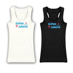 เสื้อกล้าม SJ SUPER JUNIOR