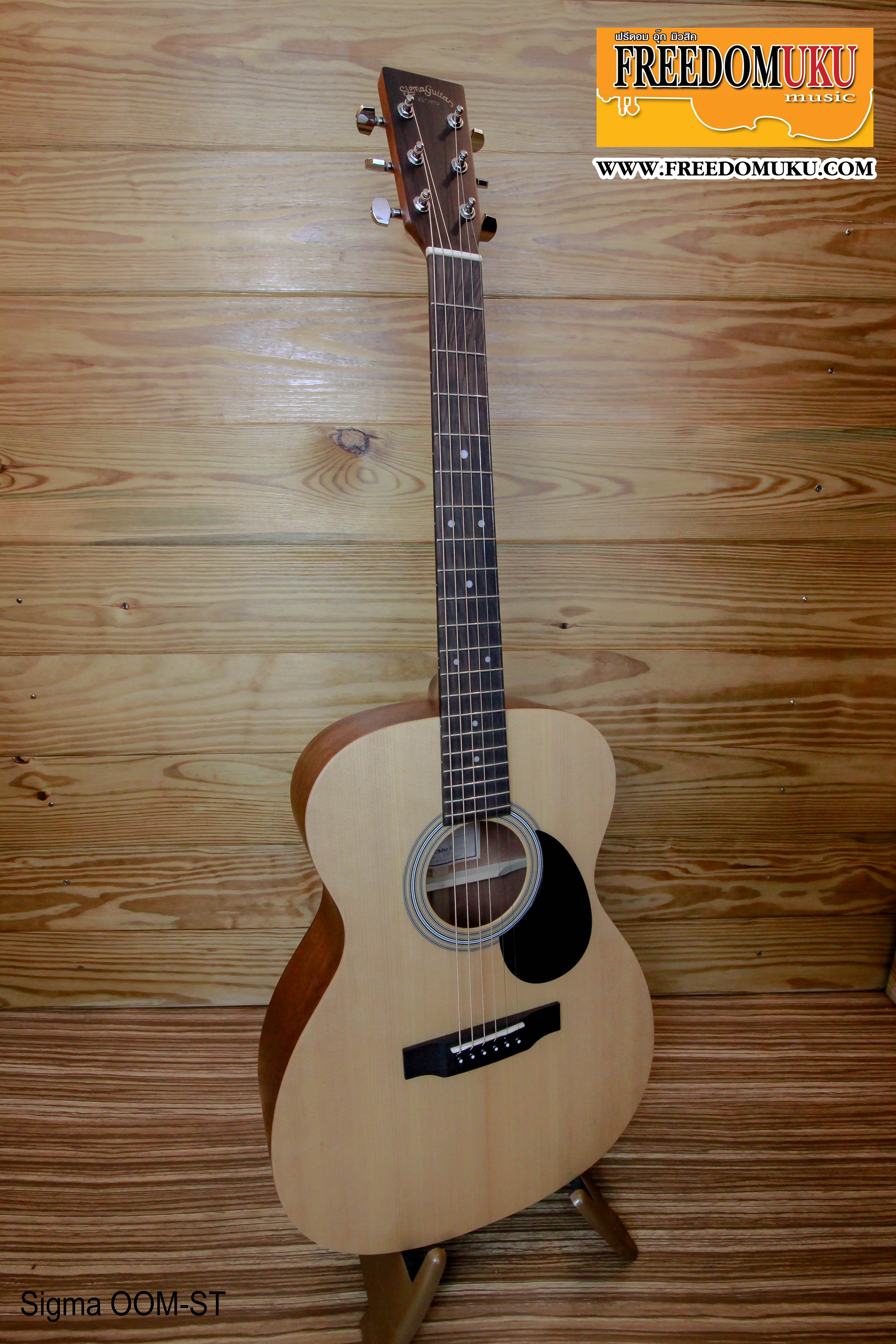 Sigma Guitar OMM-ST