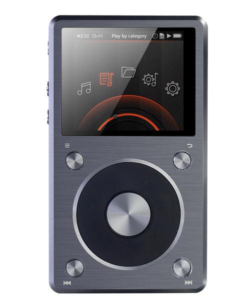 Fiio X5 Gen2 X5ii ใหม่ เครื่องเล่นเพลงพกพาความละเอียดสูงแบบ Hi-Res รองรับ DSD