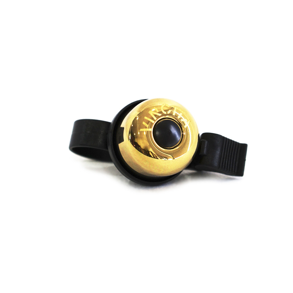 กระดิ่งทองเหลืองทรงวินเทจ VINCITA ,A081