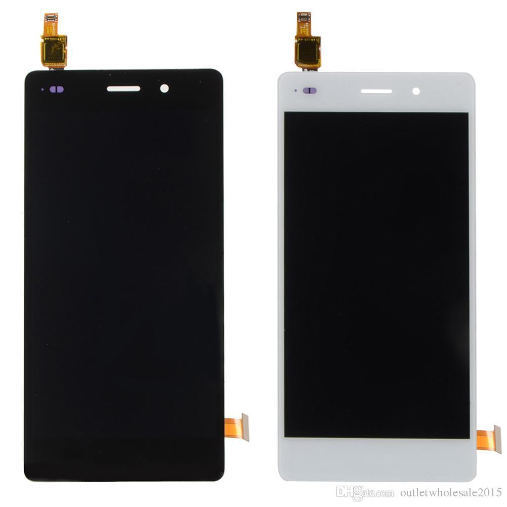 เปลี่ยนจอ Huawei Ascend P8 (GRA-UL00) หน้าจอแตก ทัสกรีนกดไม่ได้