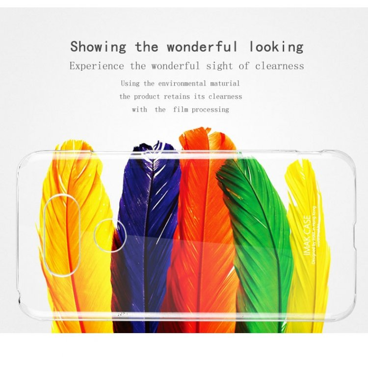 Case LG G5 / G5 SE ยี่ห้อ Imak II (เคสใสแข็ง) เคลือบสารกันรอยขีดข่วน