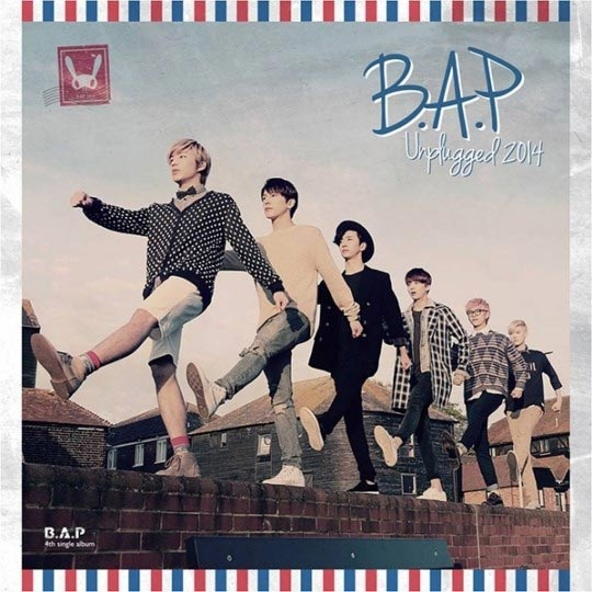 B.A.P : 4th Single B.A.P Unplugged 2014