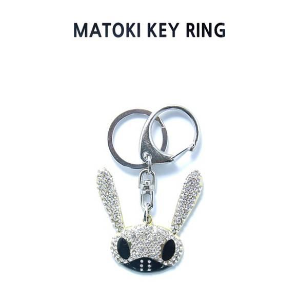 [OFFICIAL GOODS] B.A.P MATOKI KEY RING